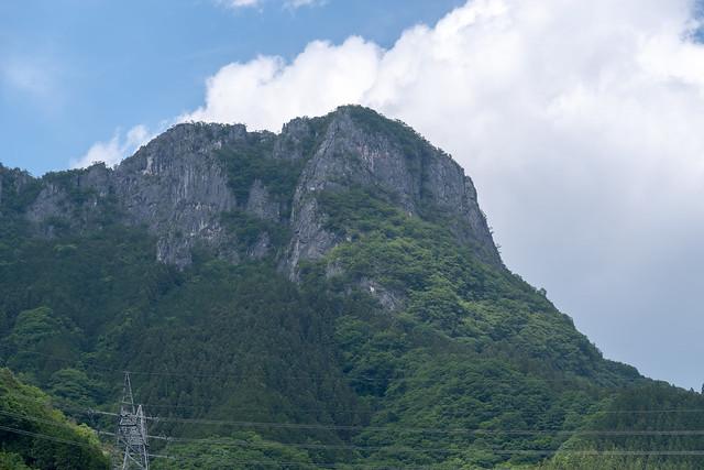 二子山西岳登山2019-06-03