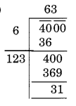 NCERT Solutions for Class 8 Maths Squares and Square Roots Ex 6.4 Q4.4
