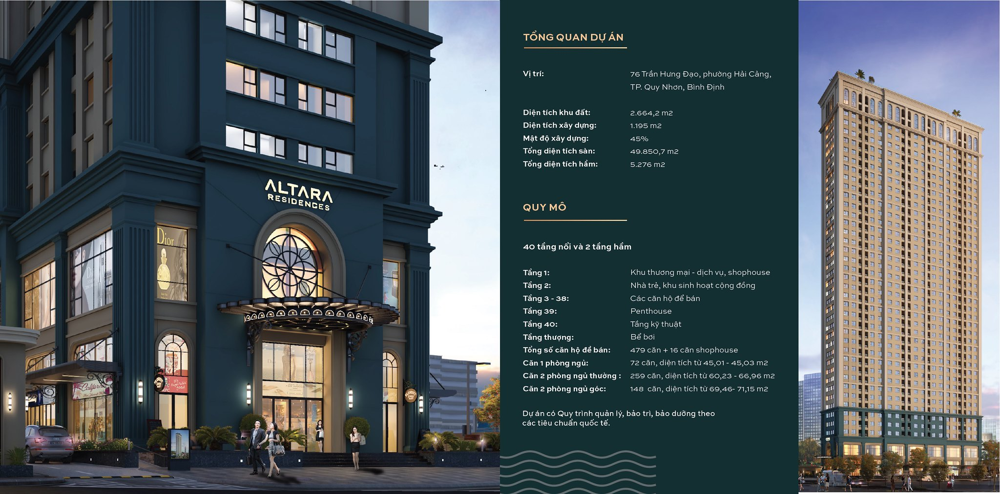 Tổng quan dự án Altara Quy Nhơn
