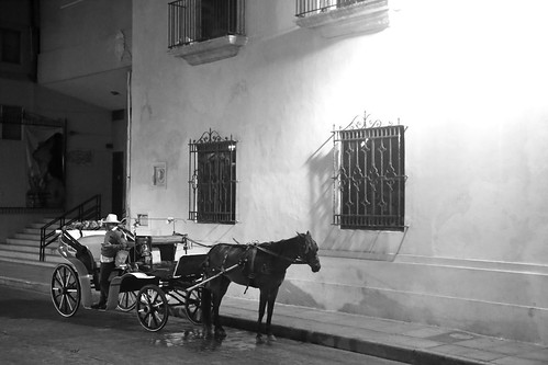 The Night Carriage