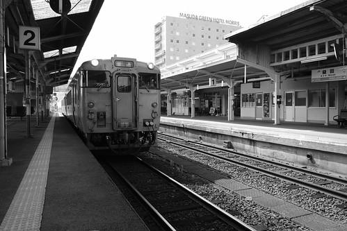 03-06-2019 Masuda Station, Shimane pref (8)