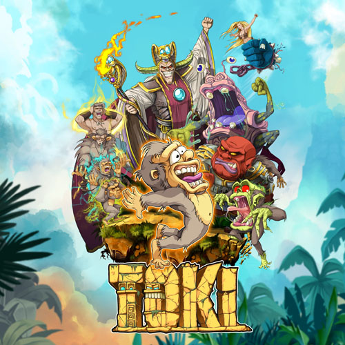 Thumbnail of TOKI on PS4