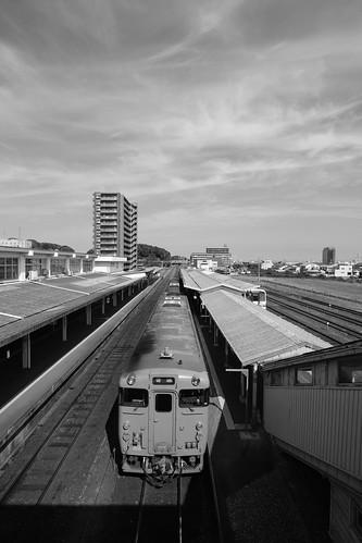 03-06-2019 Masuda Station, Shimane pref (5)