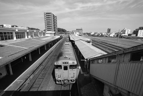 03-06-2019 Masuda Station, Shimane pref (4)