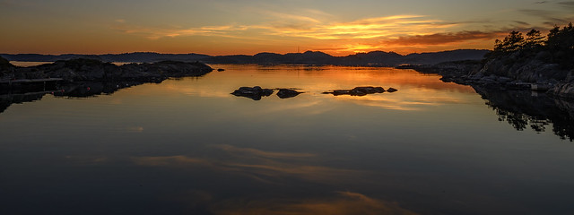 Kvåsefjorden, Høvåg, Norway