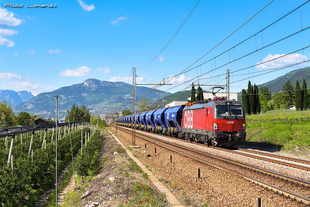 Rail Cargo Carrier Italia 1293.011