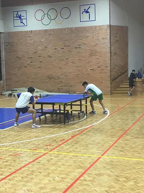 Tenis de Mesa ADICPA 2019