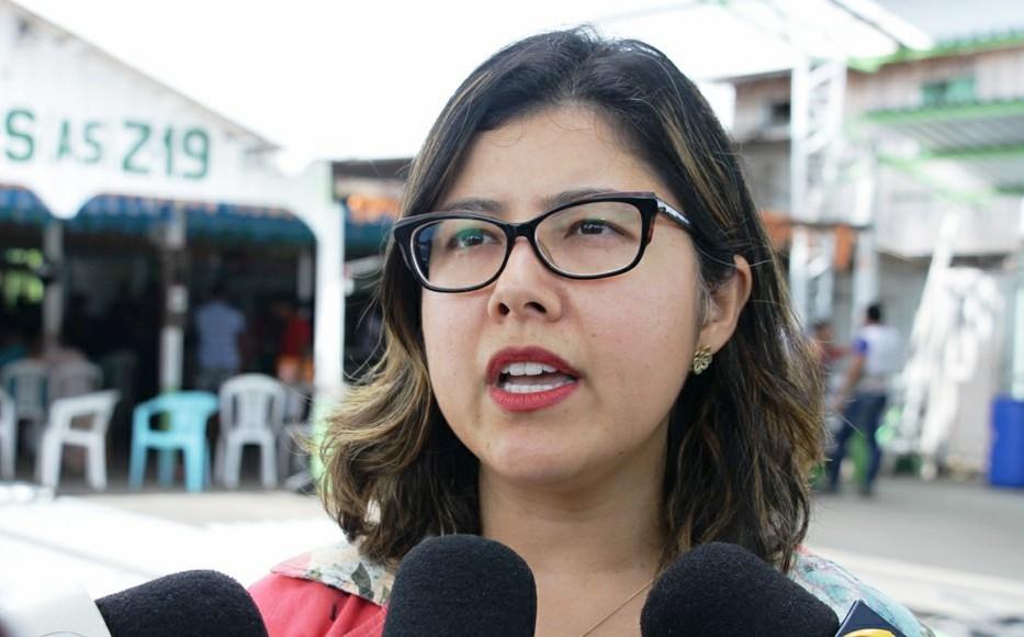 Promotoria agrária discute demandas do oeste do Pará; ouvidor nacional estará presente, IONE NAKAMURA, promotora de justiça