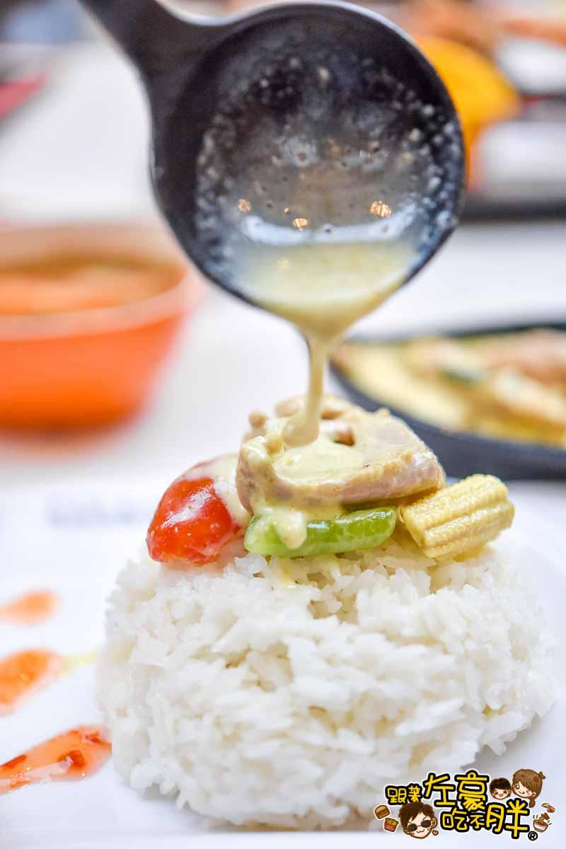 䳉泱宮泰式料理(漢神巨蛋美食)-33