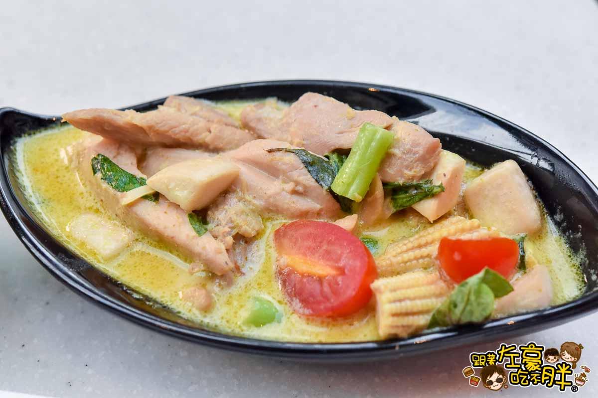 䳉泱宮泰式料理(漢神巨蛋美食)-5