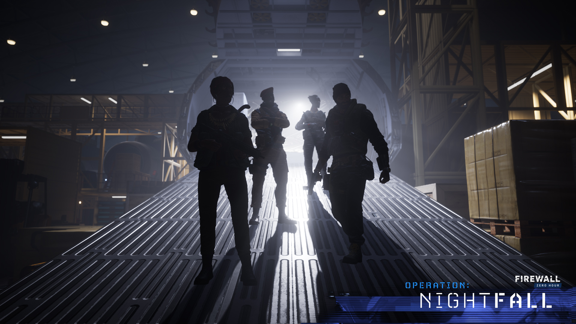 Firewall Zero Hour - Operation: Nightfall on PS4