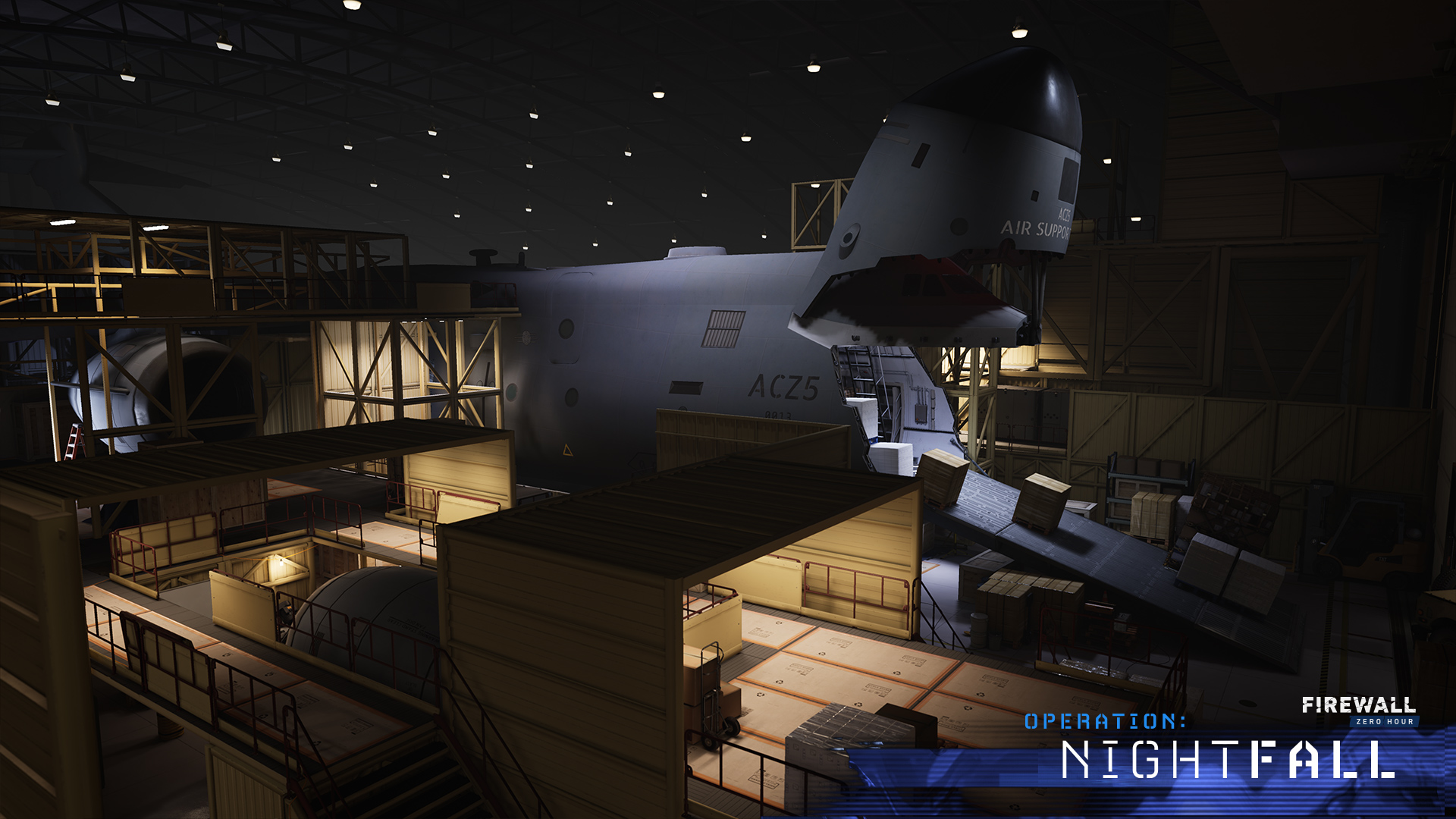 Firewall Zero Hour: the Making of the Hangar Map, Free Trial Weekend
