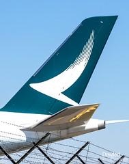 Timon del A350-10 B-LXA