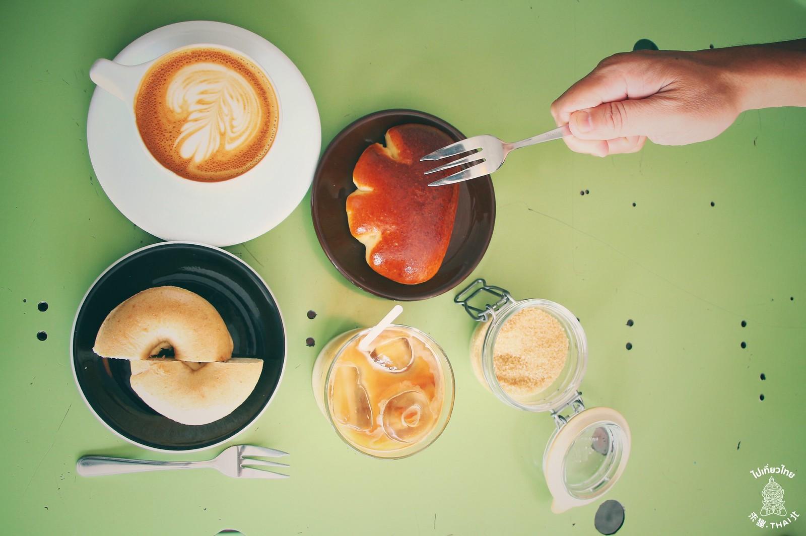 泰日聯姻文青咖啡《Khageeขจี》