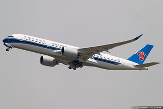 China Southern Airlines Airbus A350-941 cn 318 F-WZGP // B-308T | by Clément Alloing - CAphotography