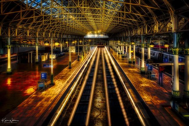 Train Time Continuum