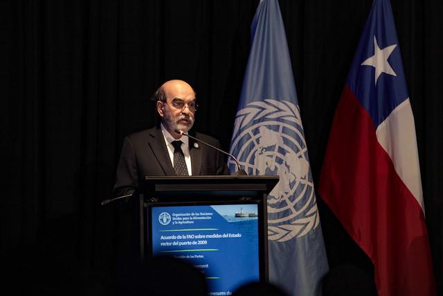 2da. Reunión de los participantes del Acuerdo FAO sobre medidas del Estado rector del puerto (AMERP).