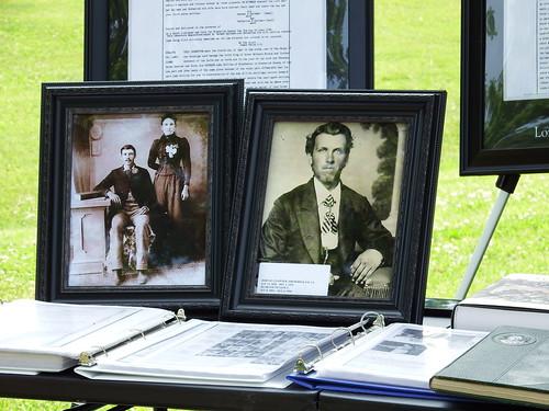 Clowser Memorial Service