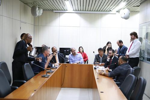 5ª Reunião - Comissão Processante - Oitivas