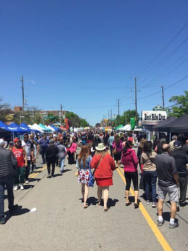 2019 Aurora Chamber Street Festival