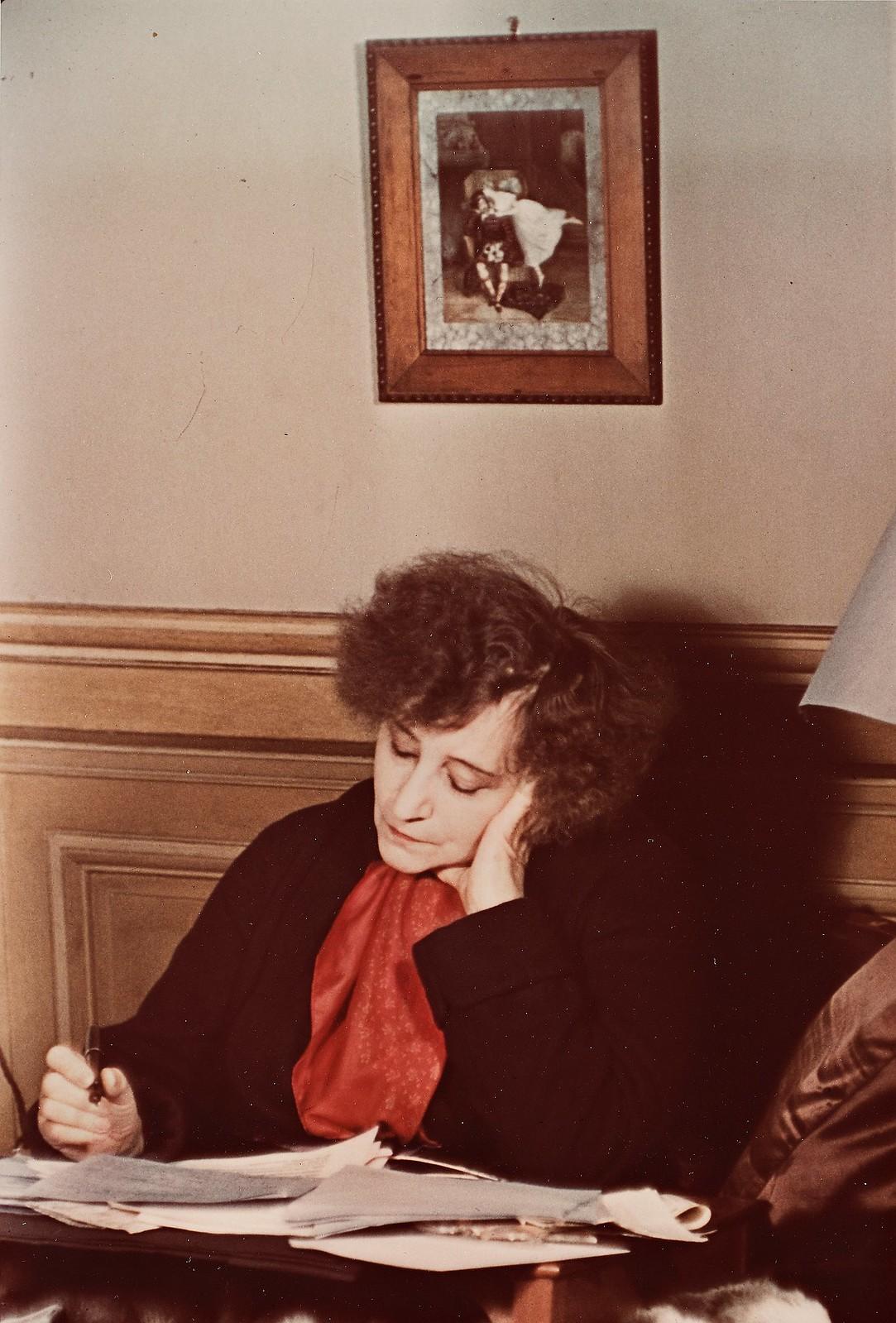 1939. Колетт (французская писательница, одна из звёзд Прекрасной эпохи; член Гонкуровской академии с 1945 года)