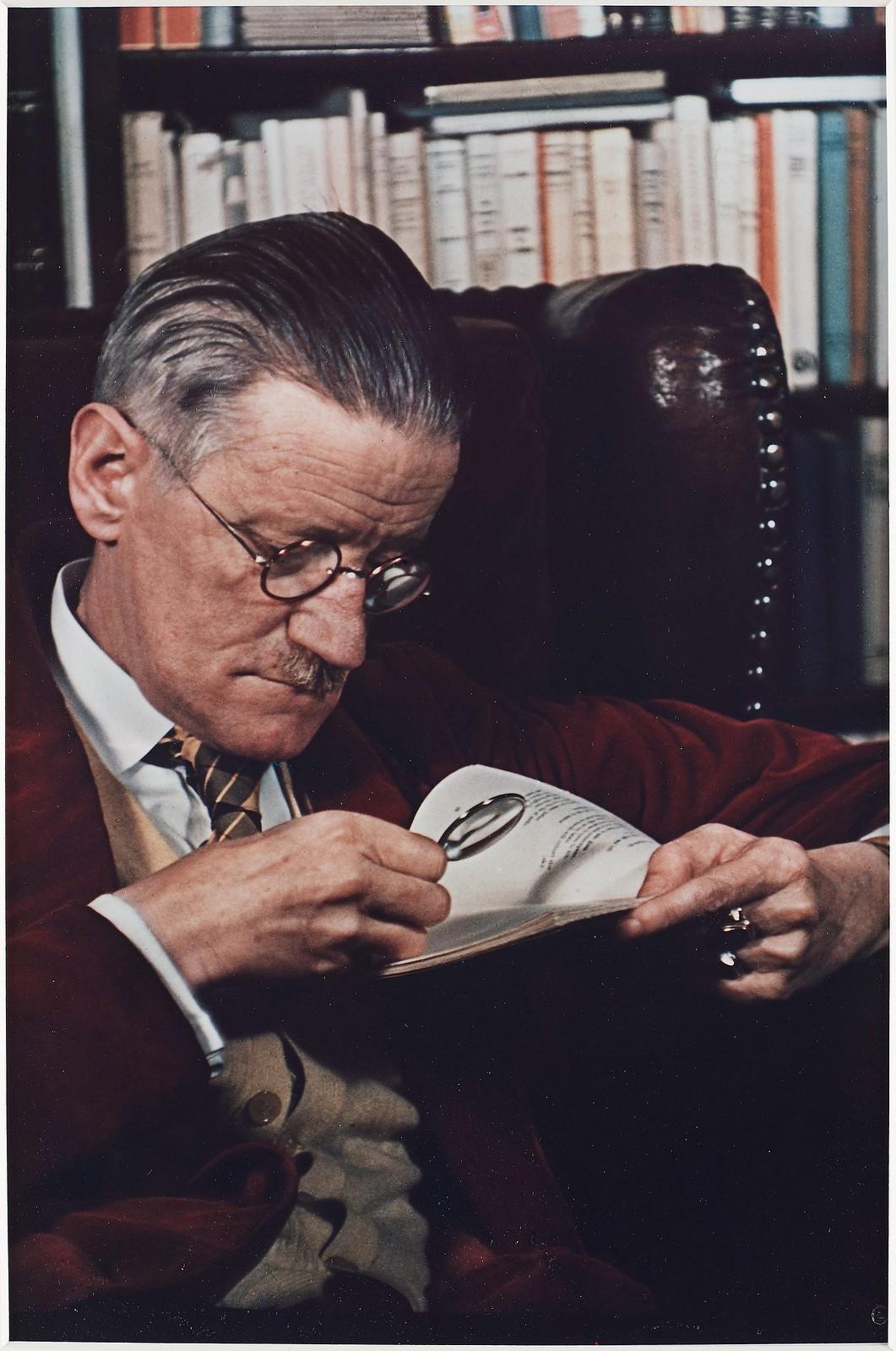 1939. Джеймс Джойс (ирландский писатель и поэт, представитель модернизма)