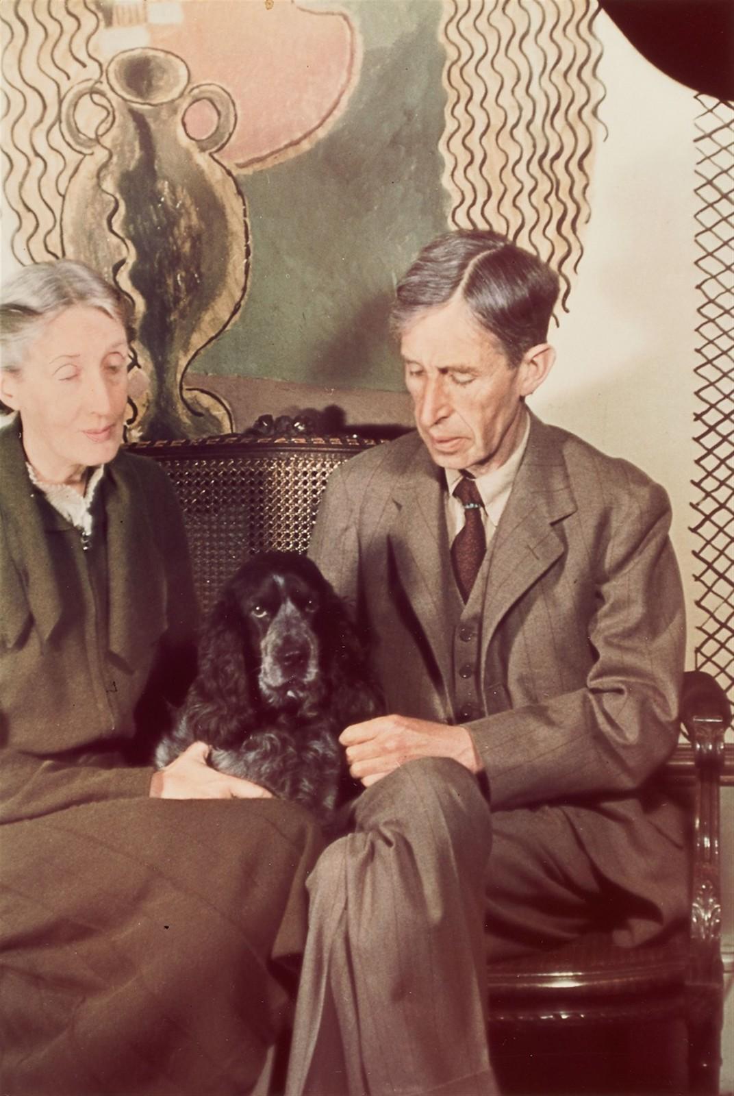 1939. Вирджиния и Леонард Вулф, Лондон