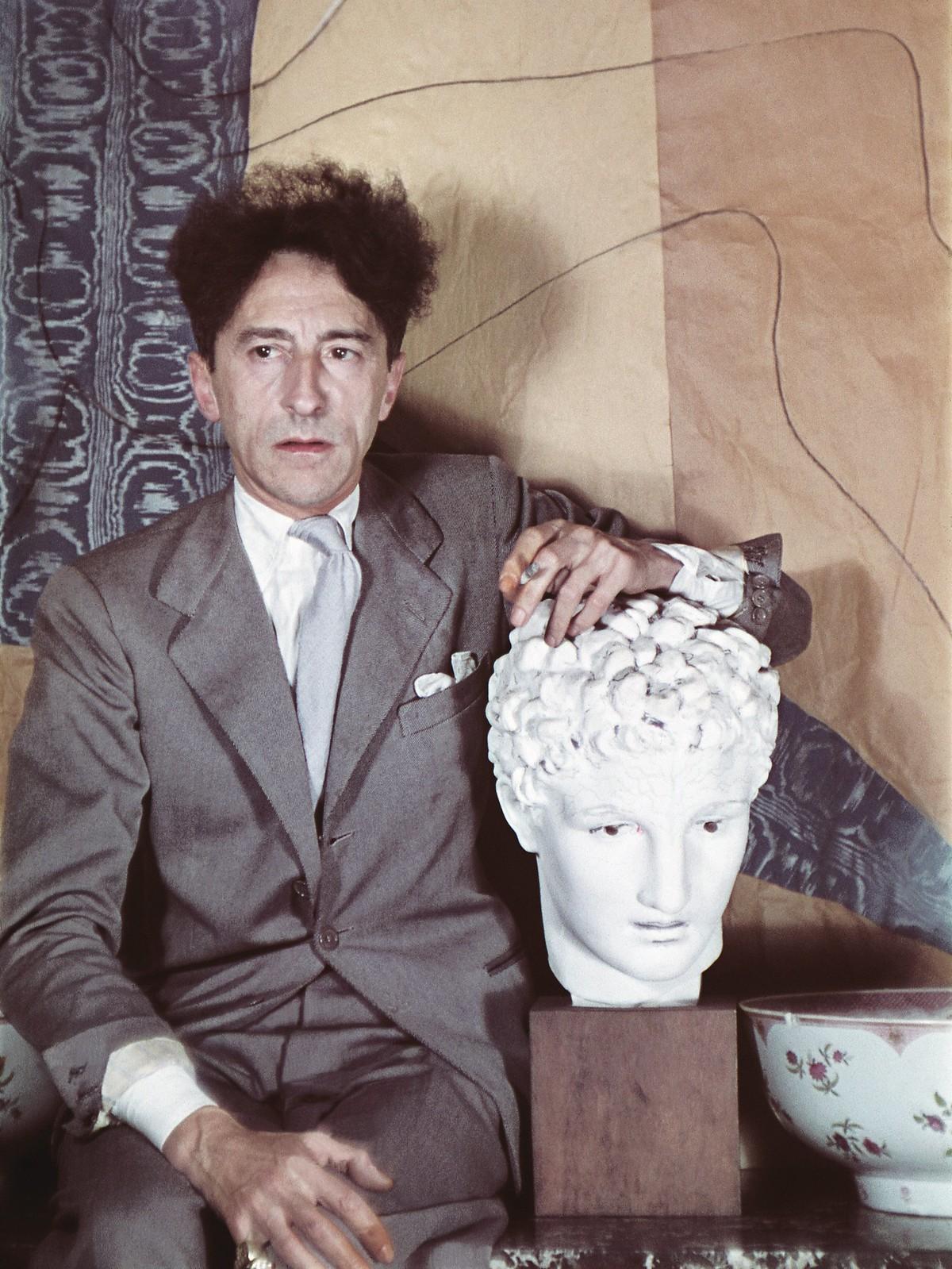 1939. Жан Кокто