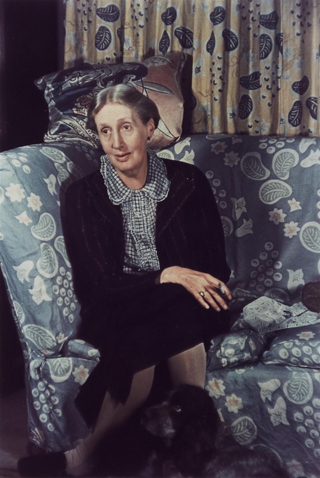 1939. Вирджиния Вульф, Лондон