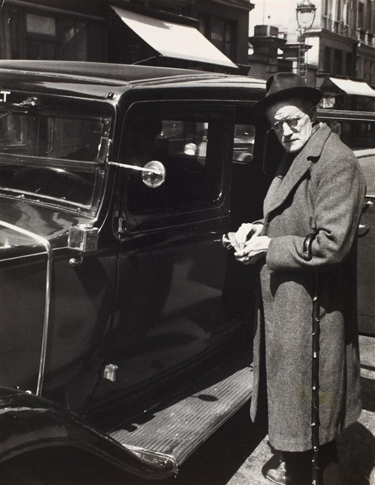 1938. Джеймс Джойс, улица Одеон