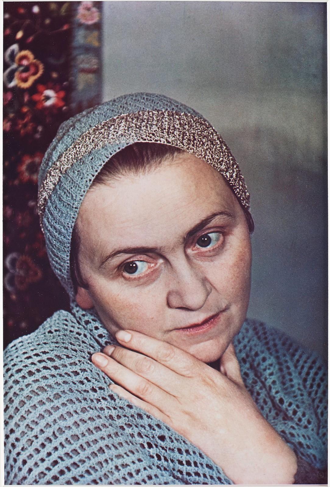 1939. Адриенна Монье (французская издательница, книготорговец, поэт и переводчик)