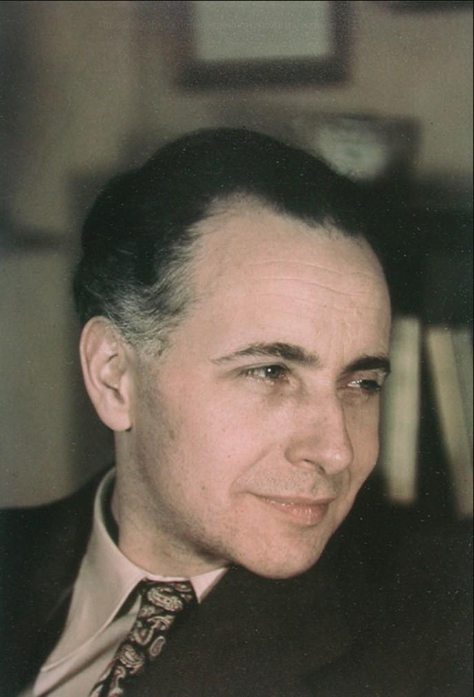 1939. Луи Арагон (французский поэт и прозаик, член Гонкуровской академии)