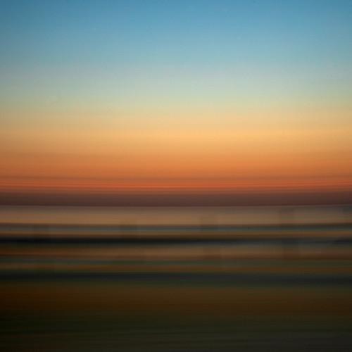 icm intentionalcameramovement aberdeen aberdeenbeach longexposure landscape sunset sunrise sky red canon canon5d eos