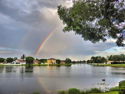 Back yard Rainbow 01-20190601