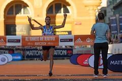 Ital Rachik po půlmaratonu v ČB v čele EuroHeroes, Fisikovici dominovala ženám
