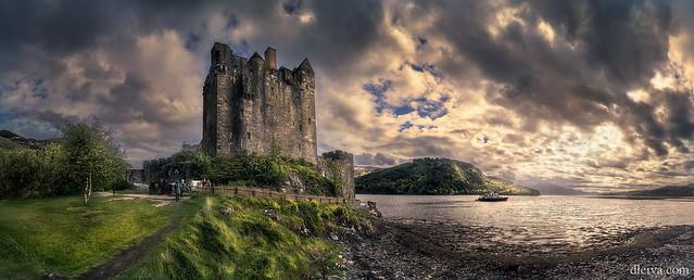 Eilean Donan Castle, Scotlan