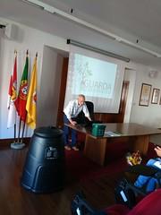 Sessão de compostagem doméstica
