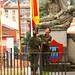 Pontevedra / Arriado solemne de Bandera