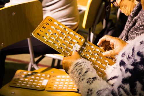 Bingo de Beneficencia - CGPA