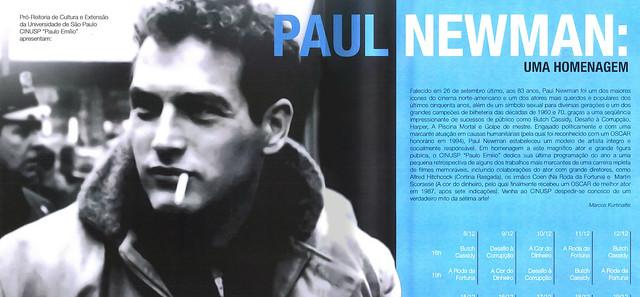 Paul Newman: Uma Homenagem