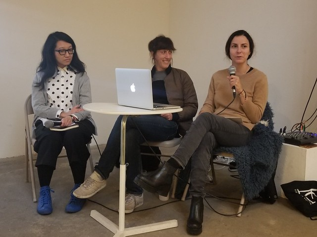 RU Talk: Fiction/Reality – Pauline Batista and Ana Kuzmanić in conversation with Charlene K. Lau