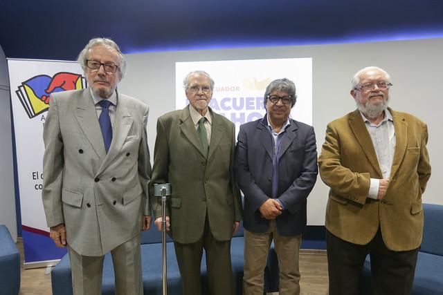 Acuerdo Nacional por la Educación - Cuenca