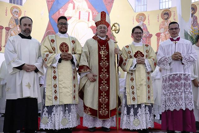Ordenação Diaconal 2019