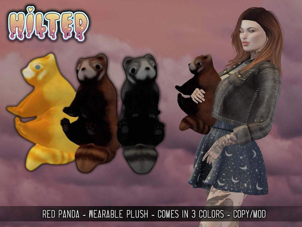 HILTED - Red Panda - TeleportHub.com Live!