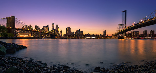New York Skyline...