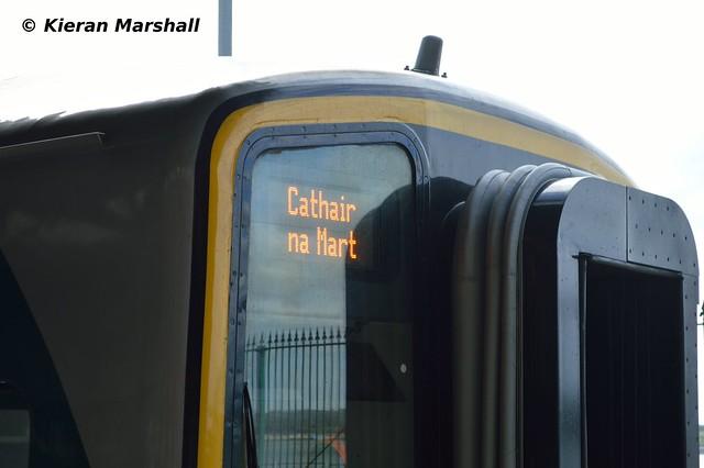 2616 destination, Cobh, 19/5/19