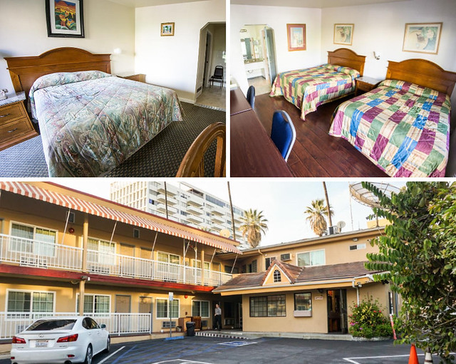 Hollywood labrea motel
