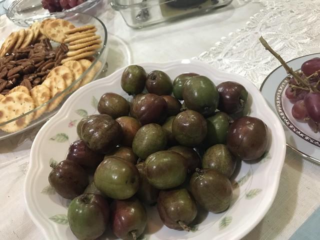siniguelas fruit