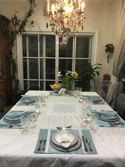 Table is ready