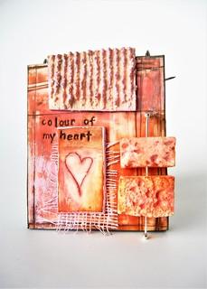 """Colour of my Heart"" - Sonya Girodon"